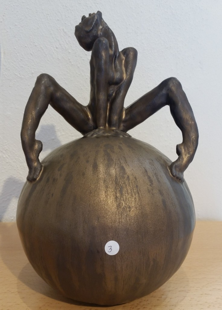 Dorrit Worm Stentøjsfigur